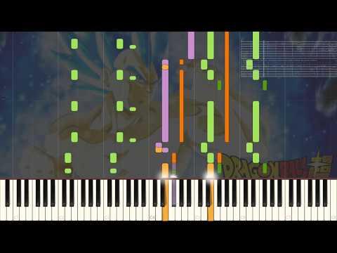 Limit Break x Survivor (Orchestral Version) | Dragon Ball Super | Sheet + MIDI