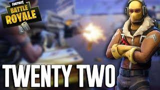 Twenty Two! - Fortnite Battle Royale Gameplay - Ninja