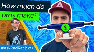 How do Pros Get Paid? How Much Do They Make? #AskRadRat 121