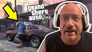 Having Fun in GTA V Third Mission Story Mode - A Funny Grand Theft Auto 5 Adventure | 98 |