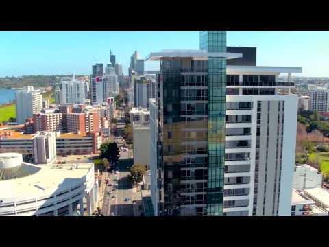 Richard Self presents 1907/8 Adelaide Terrace East Perth / Luxury Perth Apartment