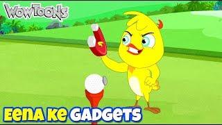 Eena Meena Deeka | Eena Ke Gadgets Gags - 05 | Funny Cartoons for Kids | Wow Toons