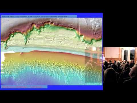Gary Greene PhD on exploring the seafloor of the Salish Sea