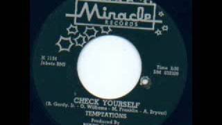 The Temptations   Check Yourself