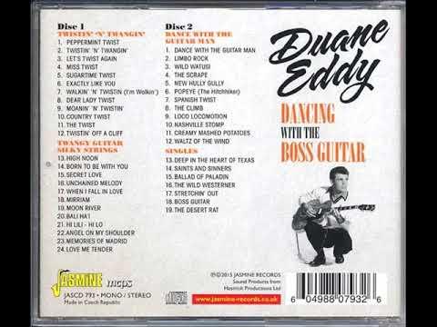 Duane Eddy   Boss Guitar CD 1