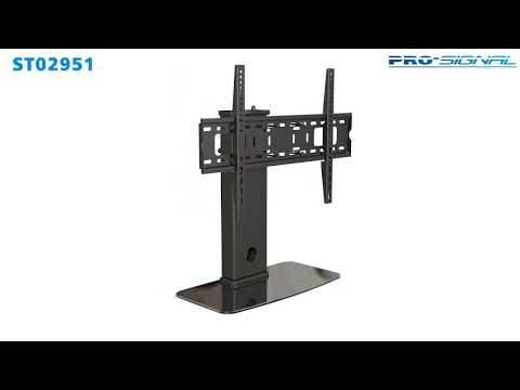PS-PST60 Universal TV Stand Animated Instructions