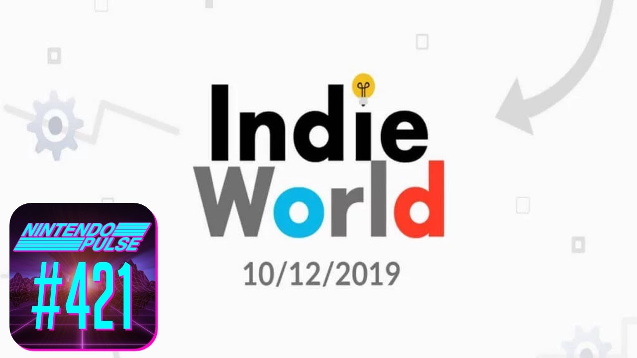 NP421 – Indie World and Some New Old Games – REZD tv