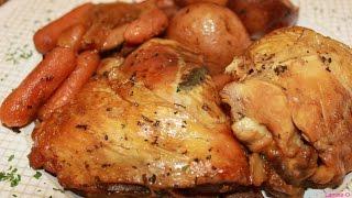 Slow Cooker Honey Garlic Chicken  | Episode 31