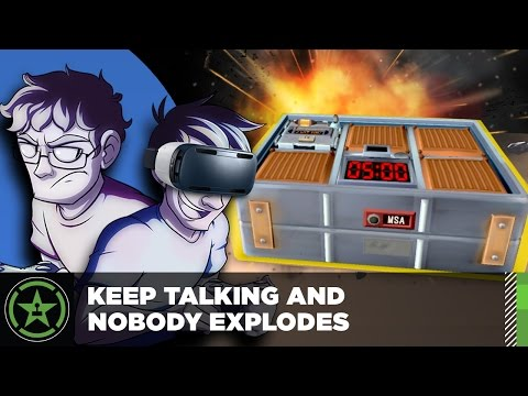 Play Pals - Keep Talking and Nobody Explodes