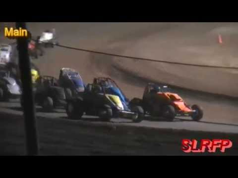 9 12 15 Cottage Grove Speedway Non wing Sprints Main