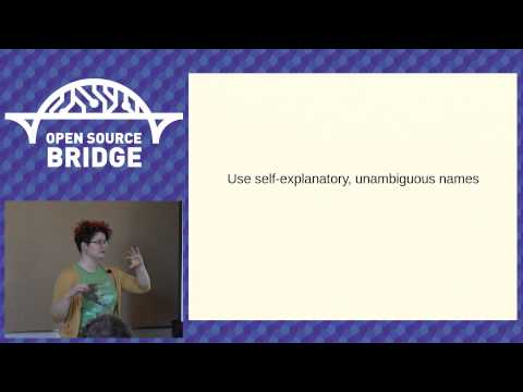 OSB 2015 - A Developer's-Eye View of API Client Libraries - Frances Hocutt