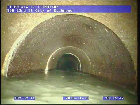 360 Pipes Sanitary Sewer Pipe Inspection
