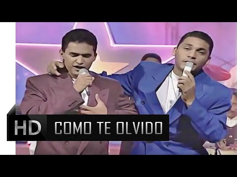 Jean Carlos Centeno & Jorge Celedón - Como Te Olvido | Vídeo