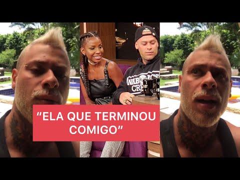 Léo Stronda fala sobre fim de namoro e depressão de Luane Dias após A Fazenda 10