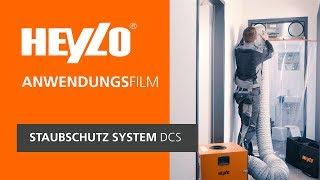 Staubschutzsysteme DCS [Heylo]: Wie saniere ich staubfrei? Staubschutzsysteme in der Praxis