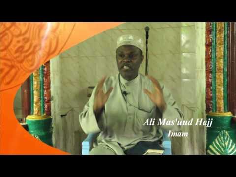 Mawaidha ya Dini ya Kiislamu kabla ya Ramadhani- Imam Ali Mas'uud Hajj