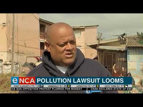 Pollution lawsuit looms for Durban company