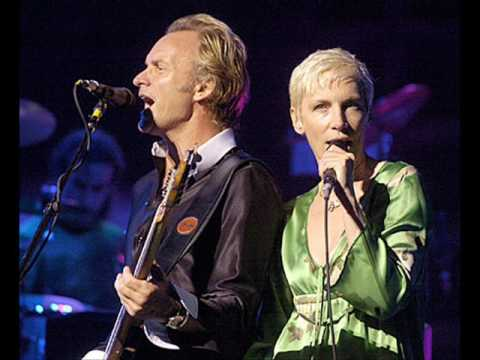 Sting feat Annie Lennox  We´ll Be Together audio e photos only