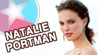 natalie portman through the years in 58 seconds