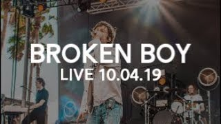 Cage The Elephant – Broken Boy Live