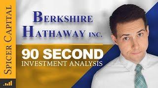 Berkshire Hathaway (BRK.B) Stock: 90-second ⏲️ Investment Analysis