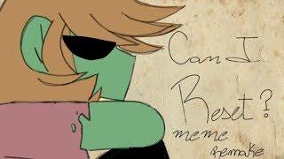 Kann Ich Zurücksetzen...? -Animation Meme-Remake- [ Monster House AU-Tord ]