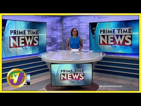 Jamaican News Headlines | TVJ News - July 13 2021