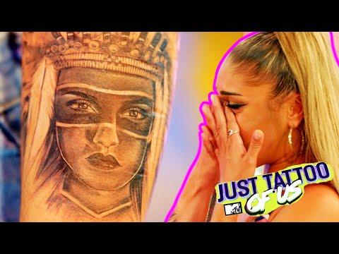 This Female Warrior Tattoo Is Badass | Most Inspirational Tattoos | Just Tattoo Of Us 4
