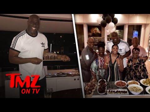 Magic Johnson's Epic Yacht Vacation | TMZ TV