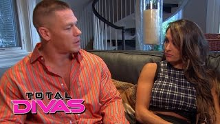 Nikki Bella returns home to John Cena: Total Divas, January 4, 2015