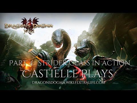 Castielle Plays Dragon's Dogma: Dark Arisen Part 4 (2 Vocation Changes Later)