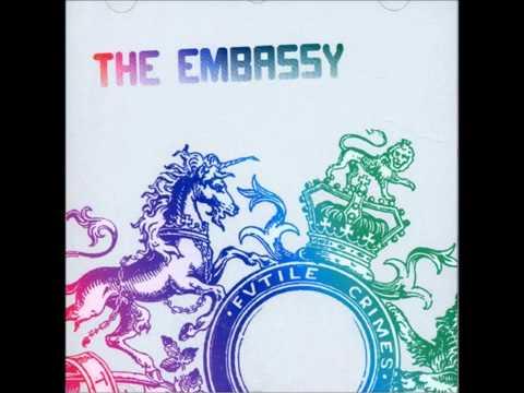 The Embassy - Futile Crimes (Full Album)