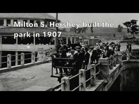 Vintage Hersheypark | Hershey Pennsylvania culture entertainment