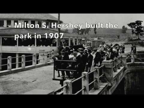 Vintage Hersheypark