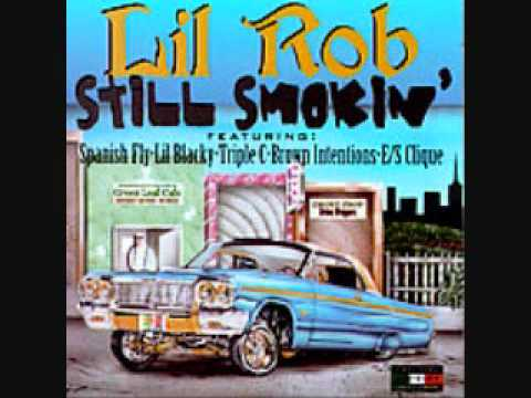 Lil Rob - Take To The Sky (Still Smokin' Album)