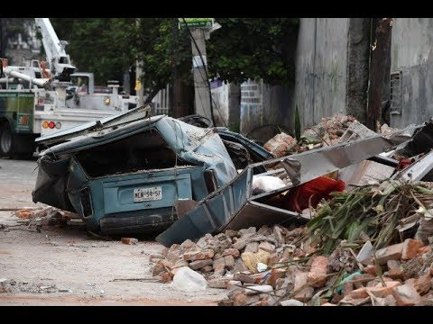 LIVE COVERAGE: 8.1 Earthquake Hits Mexico - Breaking News