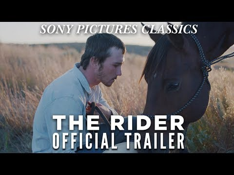The Rider   Official Trailer HD (2017)