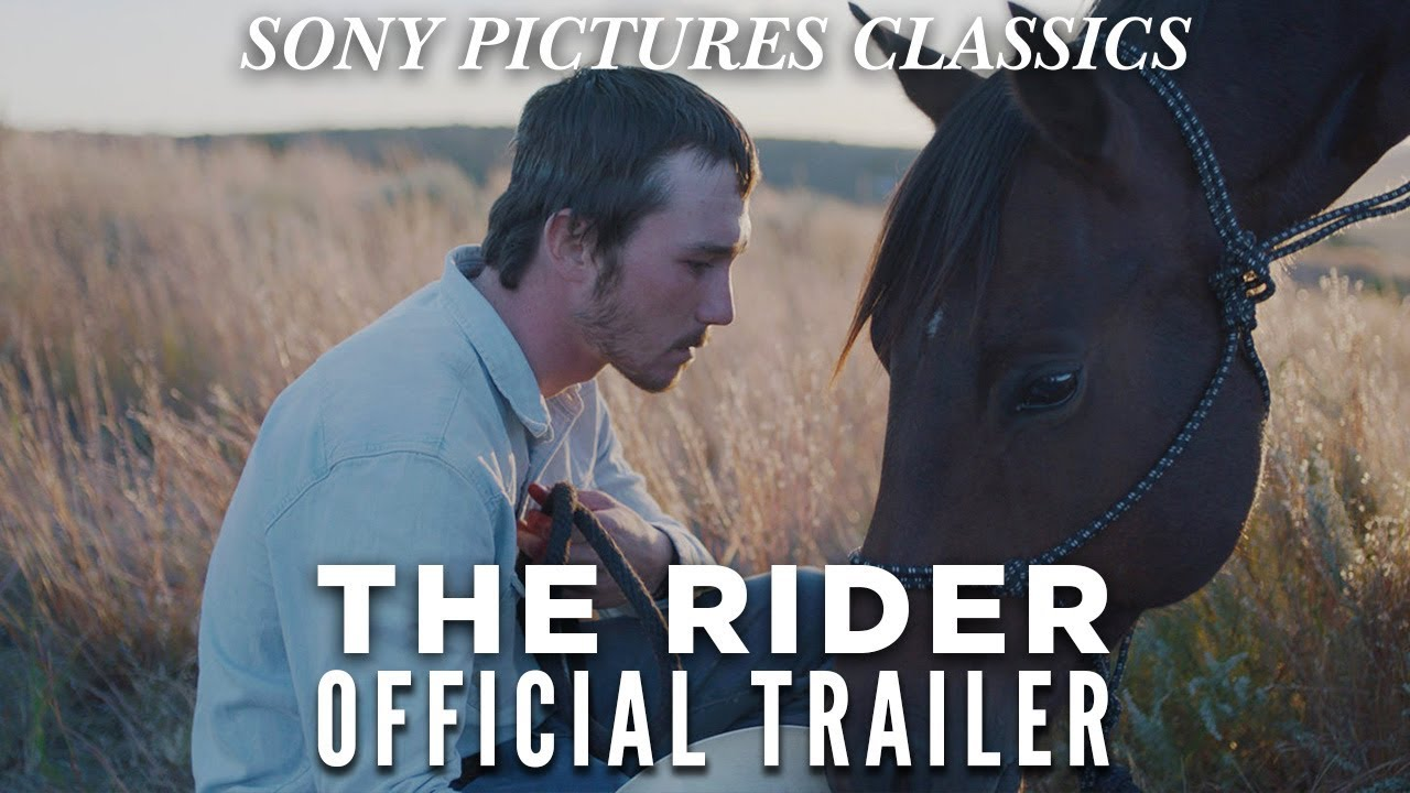 Download The Rider   Official Trailer HD (2017)