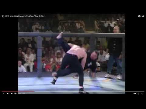 Wing Chun vs Judo - Fight Breakdown