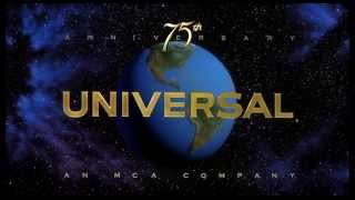 Universal Pictures logo (1990) [75th Anniversary version]