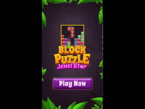 Block Puzzle: Jewel Star