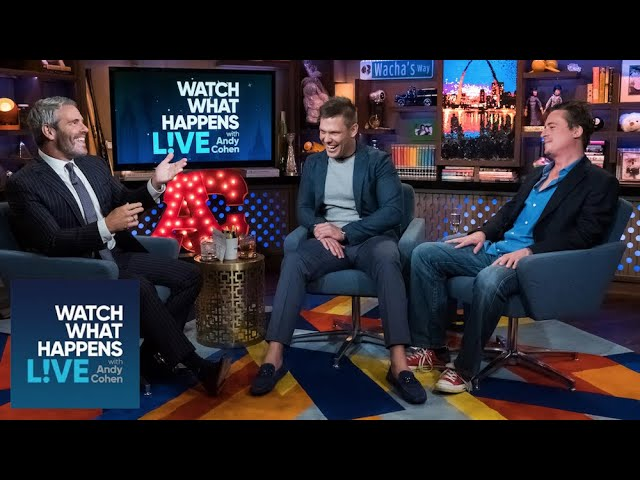 Does Chef Ben Robinson Complain Too Much? | WWHL
