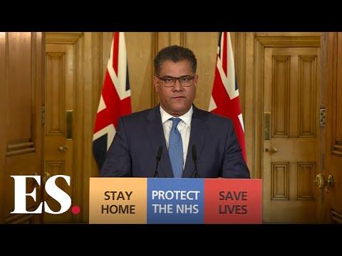 Coronavirus UK: New