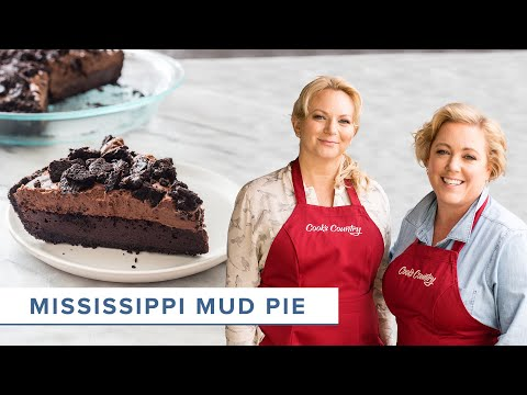 How to Make the Ultimate Mississippi Mud Pie