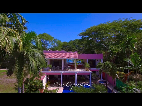 Casa Copacabana | $1,695,000 | 4 Bed 5.3 Baths | Beach Front Home | Playa Potrero, Costa Rica
