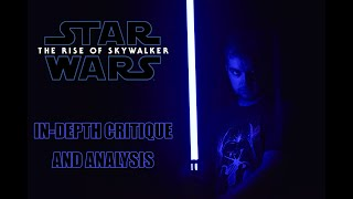 Star Wars: The Rise of Skywalker In Depth Critique and Analysis  The Enrichment Critic