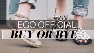 Barely There Heels TryOn Haul | Ruby Red видео онлайн