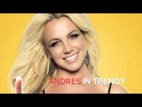 Britney and Justin Bieber Cover in GLEE! (BOYS- BOYFRIEND