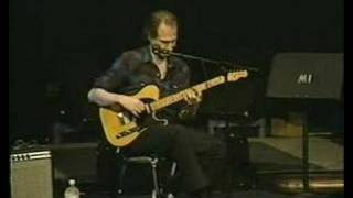 Ted Greene playing Autumn Leaves and mor...