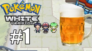 Pokemon DRUNK Nuzlocke Part 1 The Chosen One
